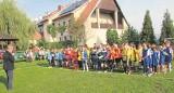 Więckowice. Piłkarski turniej integruje młodych z seniorami i niepełnosprawnymi