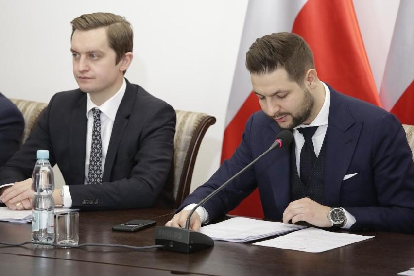 Sebastian Kaleta nowym wiceministrem sprawiedliwości i przewodniczącym komisji weryfikacyjnej