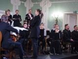 Pałac Branickich. Aula Magna. Zespół Muzyki Dawnej Diletto zagrał Oratorium na Boże Narodzenie J.S. Bacha