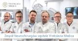 W Szpitalu Vratislavia Medica powstało Centrum Chirurgii Kręgosłupa. Neurochirurdzy leczą kręgosłup mikroinwazyjną techniką endoskopową!