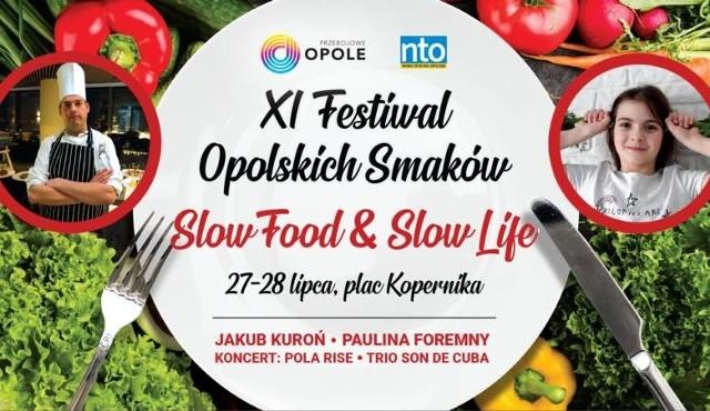 XI Festiwal Opolskich Smaków w rytmie slow food