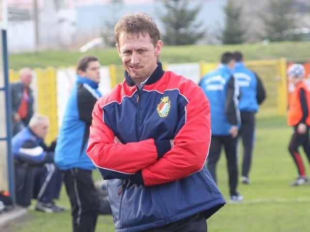 Grzegorz Wódkiewicz nadal będzie szkoleniowcem Gryfa Słupsk.