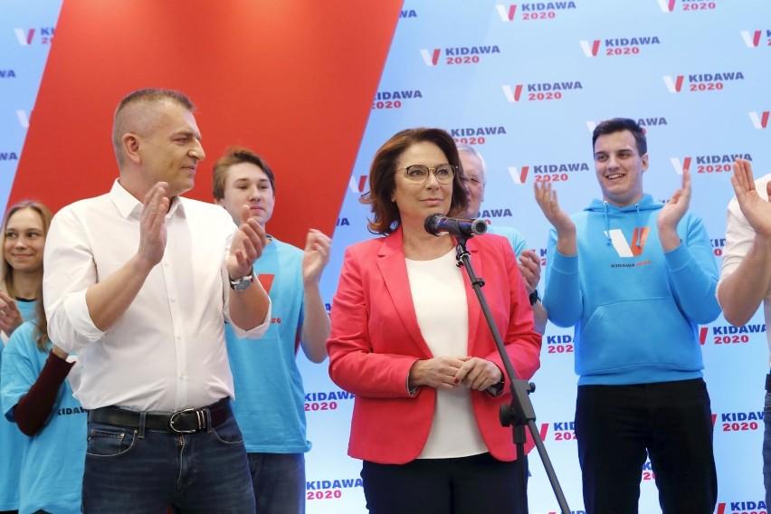 Wybory prezydenckie 2020. Warszawa: Konwencja Małgorzaty Kidawy-Błońskiej. Program Kidawy-Błońskiej