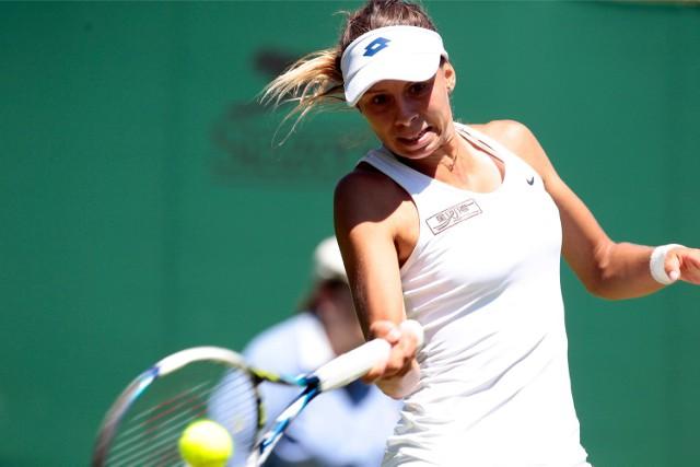 25-letnia poznanianka po słabym wejściu w sezon w stolicy Malezji pokazała charakter i zameldowała się już w półfinale turnieju WTA