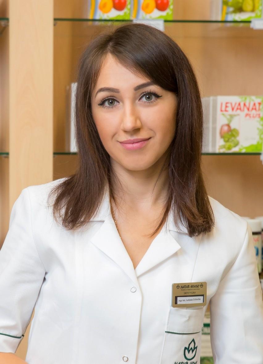 Justyna Cichocka z Centrum Dietetycznego Naturhouse z Rzeszowa