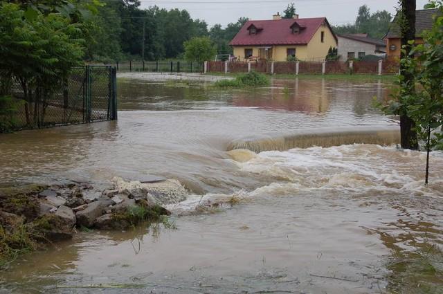IMGW wydało ostrzeżenie II stopnia dla Małopolski w związku z intensywnym deszczem