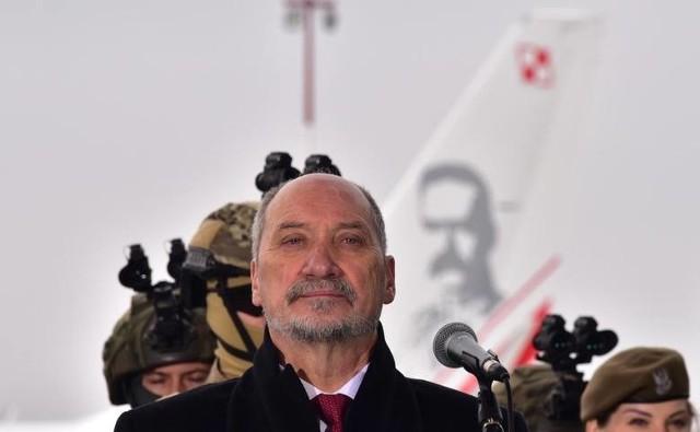 Antoni Macierewicz uczestnikiem kolejnej kolizji