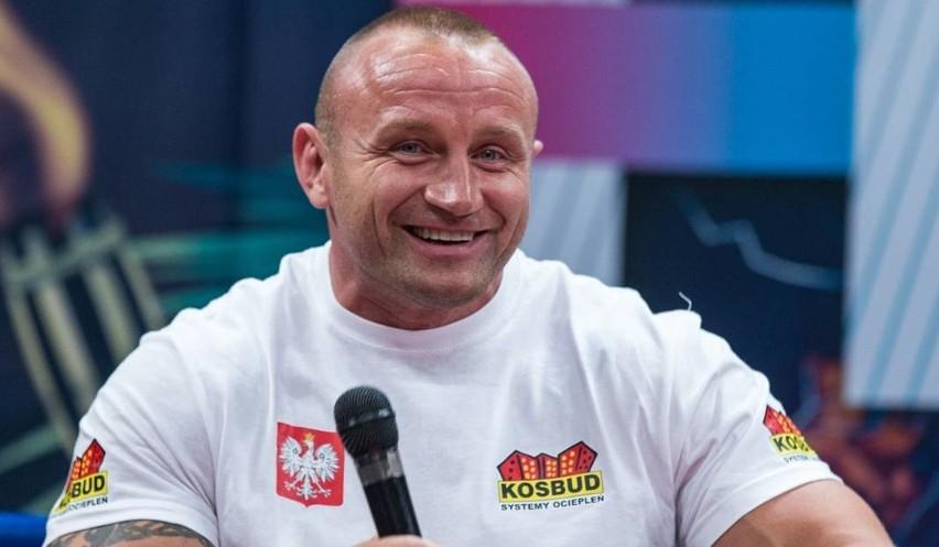 Mariusz Pudzianowski Myśli Już O Zakończeniu Kariery