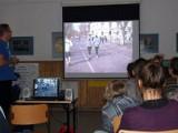 ZSS STO: Biegacze przekonywali uczniów do sportu