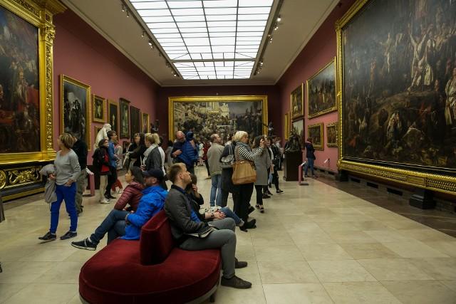 Od 9 maja galeria w Sukiennicach znów będzie otwarta dla zwiedzających