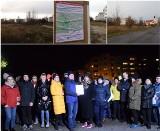 Mieszkańcy bronią terenów zieleni na Olechowie. Chcą miejsca rekreacji, a nie bloków