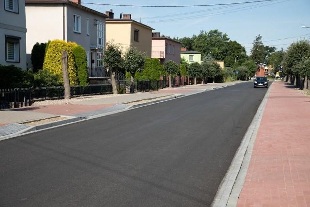 Te drogi w gminie Sępólno - w mieście i na wsiach - zostały wyremontowane z pozyskanych dotacji rządowych