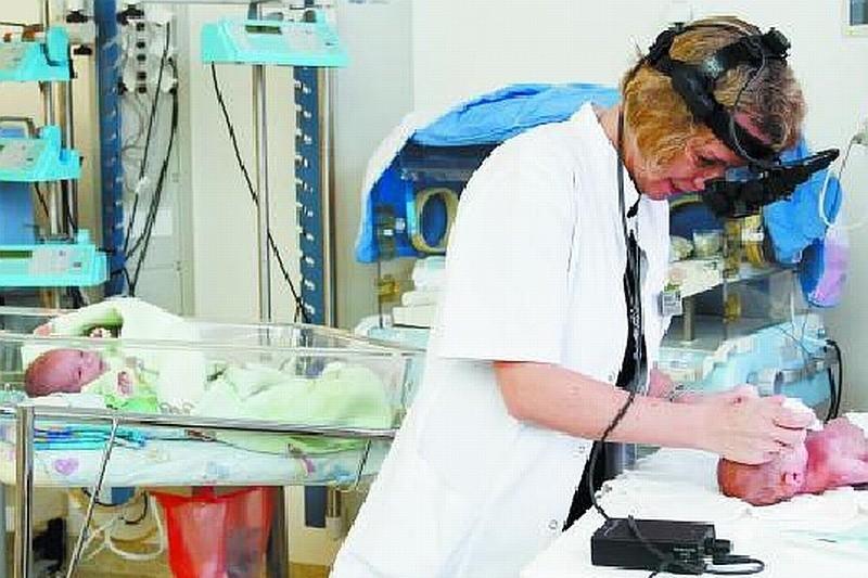 Na intensywną terapię do USK w Białymstoku trafia około 75 proc. ciężko chorych noworodków z województwa podlaskiego