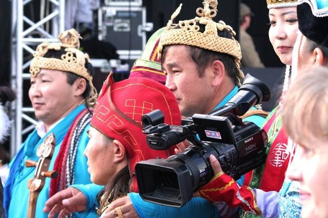 Mongolski zespół zaskoczył wszystkich.