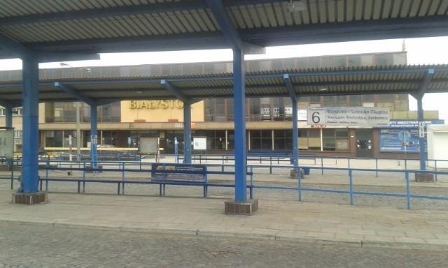 Dworzec PKS w Białymstoku