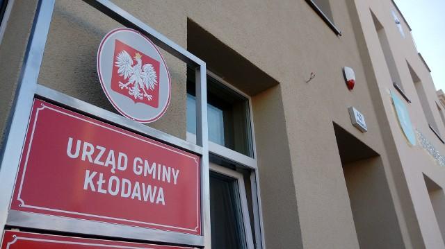 Urząd gminy w Kłodawie