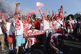 Mecz Polska - Portugalia. Biało-czerwone barwy zalały Marsylię! [GALERIA]