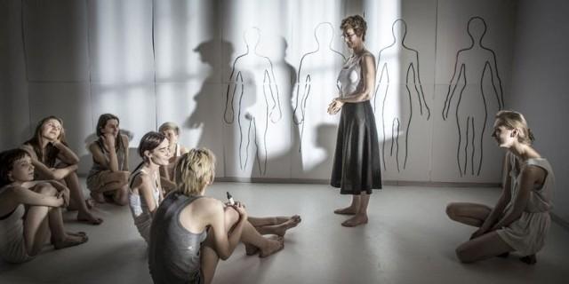 Kadr z filmu - Ciało/Body.