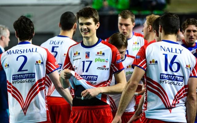 Nikodem Wolański przed wyjazdem do Belgii grał w Łuczniczce Bydgoszcz.