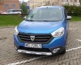 Dacia Lodgy Stepway. Prorodzinna