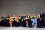 Nagrody Kielc wręczone. Zobacz zdjęcia i film z uroczystej gali