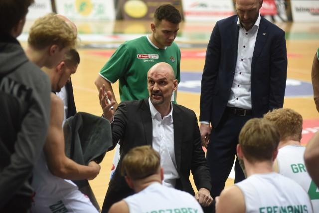 Trener Żan Tabak wrócił do zespołu i Enea Zastal BC wygrał po raz 23 w ekstraklasie