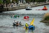 Kayakmania 2021. W weekend kajakarze mocno zamieszali bydgoską Brdą [zdjęcia]
