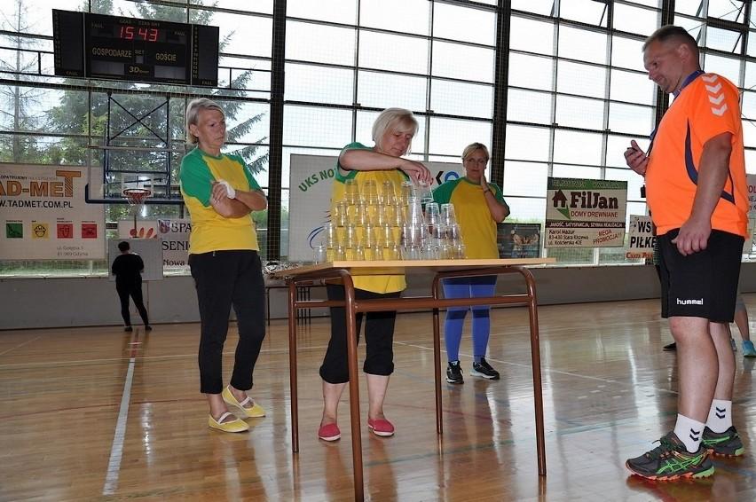 Seniorzy pokazali sportową energię