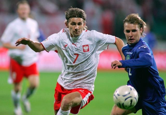 Ebi Smolarek strzelił Kazachom 4 gole w eliminacjach do Euro 2008