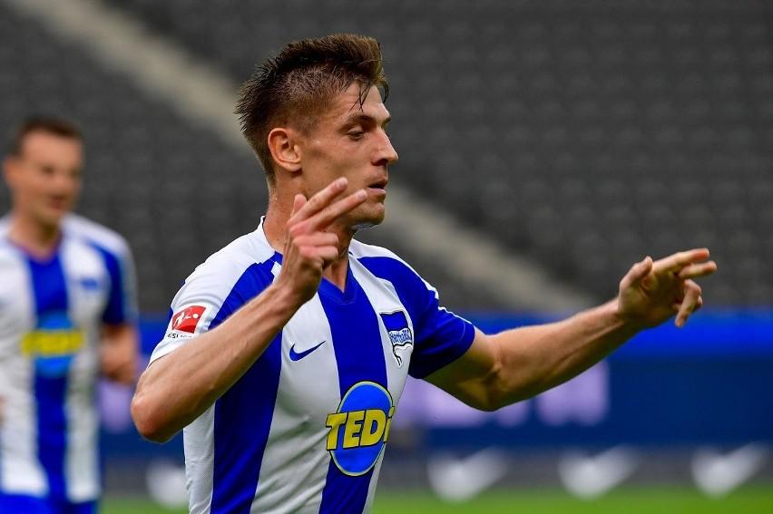 Poszedł na przebój. Gol Krzysztofa Piątka z Eintrachtem