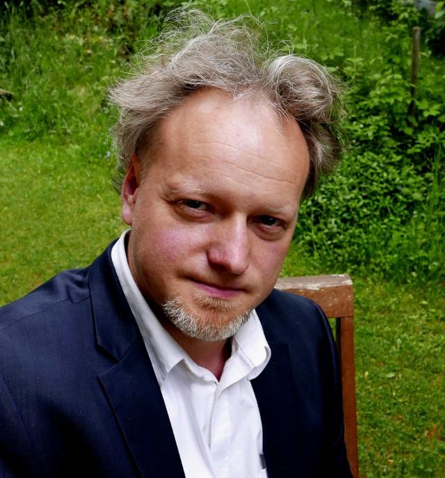 Bartłomiej Dyrcz, dyrektor Kliszczackiego Centrum Kultury