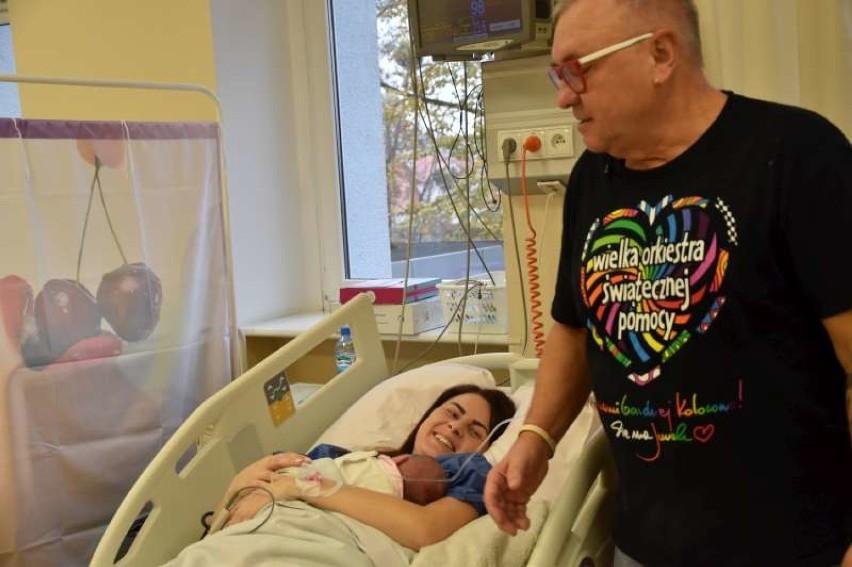 Łącznie ostrowski szpital otrzymał już od WOŚP sprzęt o...