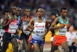Mo Farah i Usain Bolt - bolesne pożegnania
