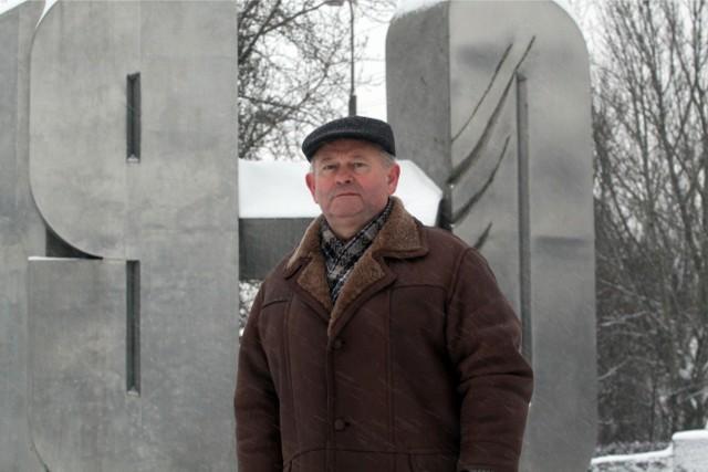 Jan Gumiński do dziś nie odzyskał pełnej sprawności po postrzale w grudniu 1970