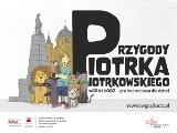 Piotrek Piotrkowski i pies Dżońcio na tropie Jednorożca. Nowa gra internetowa