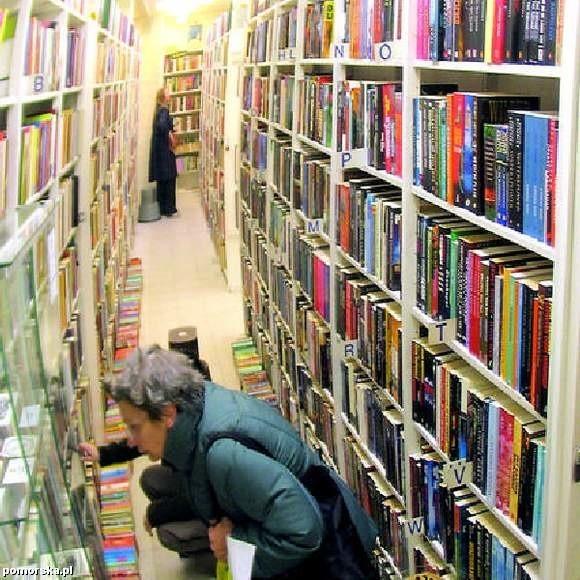 Trudno sobie wyobrazić perfumy o tym zapachu, czyli biblioteki...