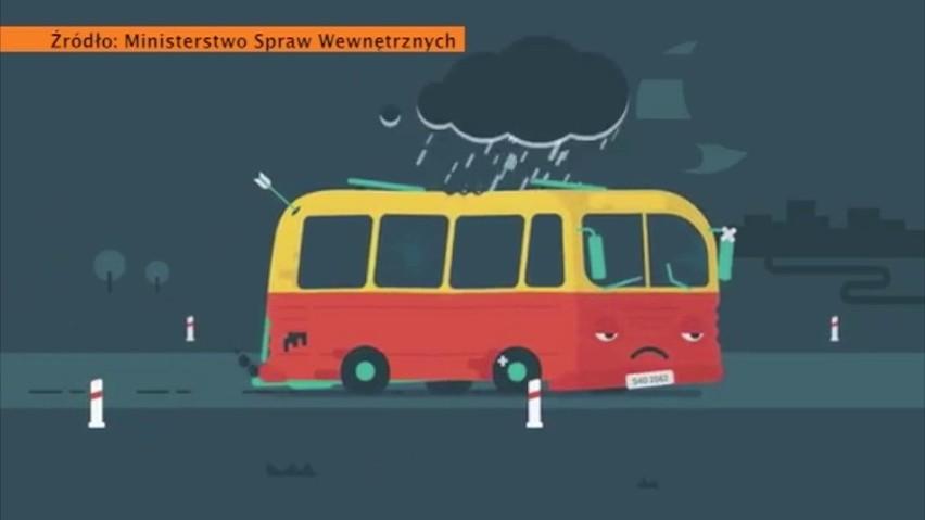 """""""Smutny Autobus"""" - nieudana kampania MSW [wideo]"""