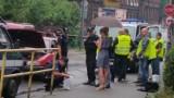 Pościg w Katowicach. Pirat drogowy staranował auta. Grozi mu 10 lat więzienia [NOWE ZDJĘCIA]