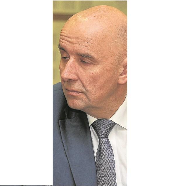 Nowy prezes Parku Naukowo-Technologicznego w SuwałkachCezary Cieślukowski zapewnia, że w łączeniu stanowisk nie ma żadnej kolizji