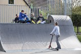 Na terenie skateparku w Kcyni powstanie miasteczko rowerowe