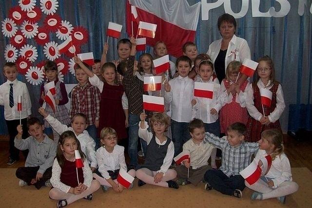 święto Niepodległości W świnoujskim Przedszkolu Głos