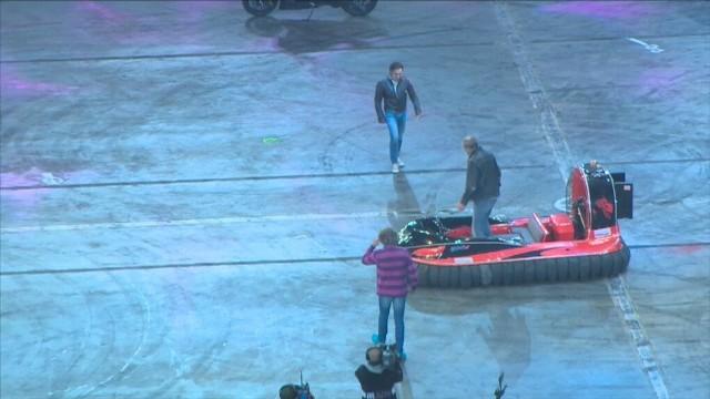 Clarkson, Hammond i May zrobili show na Stadionie Narodowym