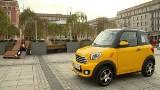Elektryczny mini SUV. To auto mogą prowadzić nawet 16-latkowie (video)