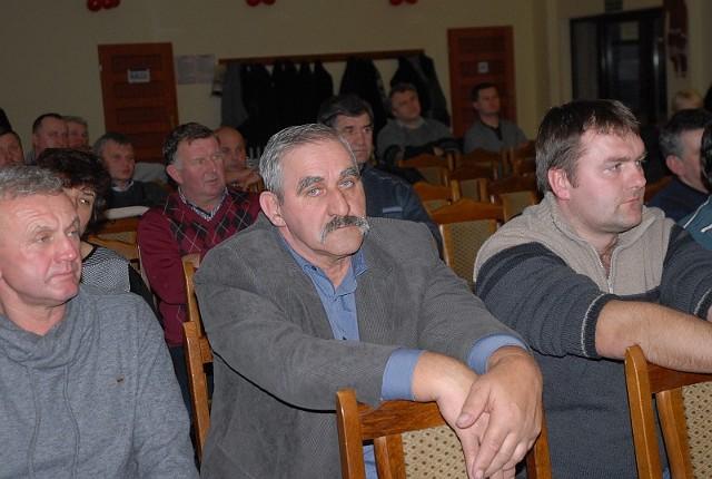 Spotkanie w Serbach z rolnikami