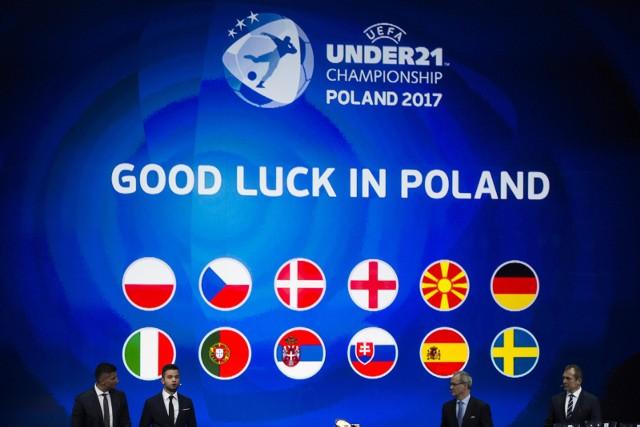 Euro U-21 2017 odbędzie się w Polsce