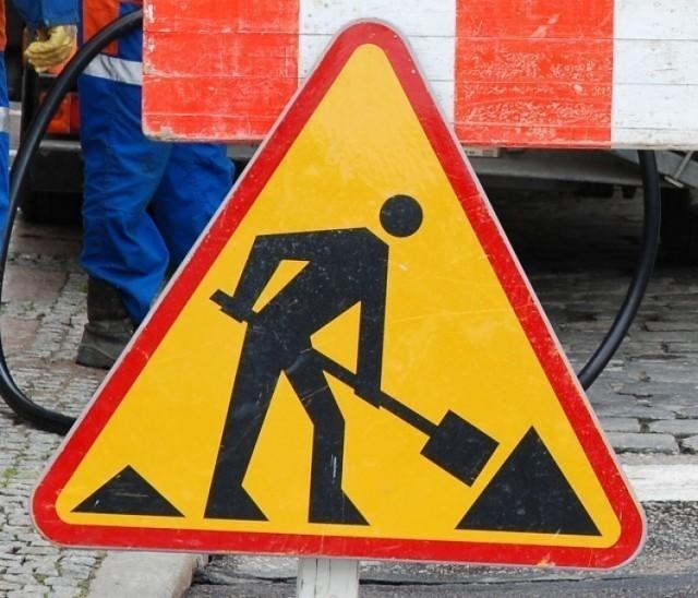 Przebudowa drogi wojewódzkiej 483 w Nowej Brzeźnicy potrwa do 15 listopada br.
