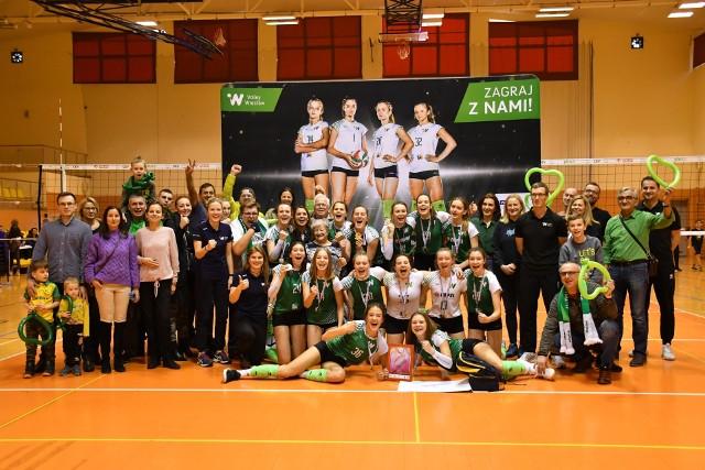 Juniorki #VolleyWrocław 2020