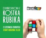Dzień Dziecka z kostką Rubika w Galerii Łódzkiej