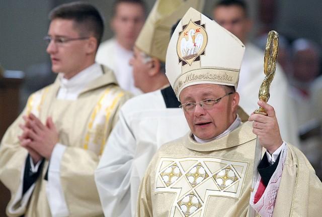 Ksiądz arcybiskup Grzegorz Ryś