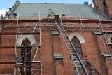 Ruszył remont kościoła Podwyższenia Krzyża Świętego w Sulechowie